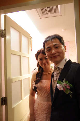 "[小小婚禮紀錄] Norman & Tiffany ""Just married"""