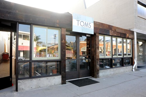 TOMS Shoes 1344 Abbot Kinney