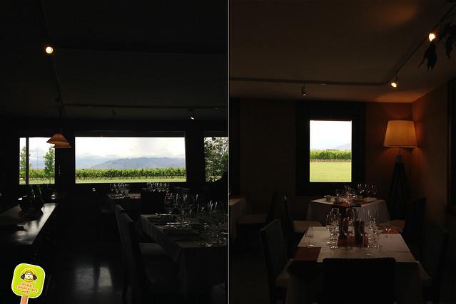 bodega Ruca Malen - indoor dining room - mendoza 9