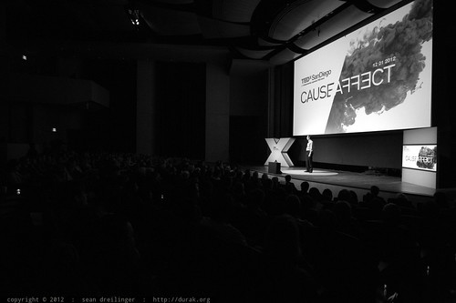 Jack Abbott Introduces Chris Szwedo at TEDxSanDiego 2012
