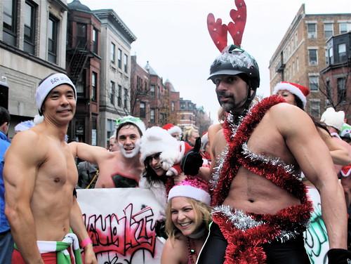boston santa speedo run 2012 19