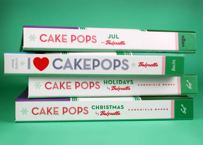 Cake Pop Holidays Books