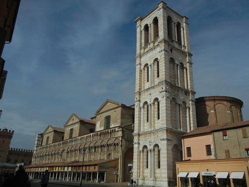 DSCN4056 _ Piazza Trento e Trieste, Cattedrale di San Giorgio (Duomo)