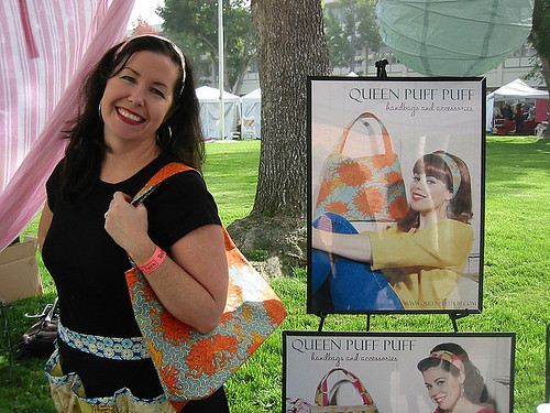 Nicole, the author of Sewing Solutions!