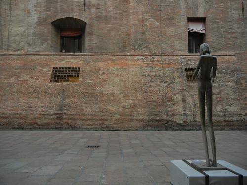 DSCN4438 _ Palazzo D'Accursio (Palazzo Comunale), Bologna, 18 October