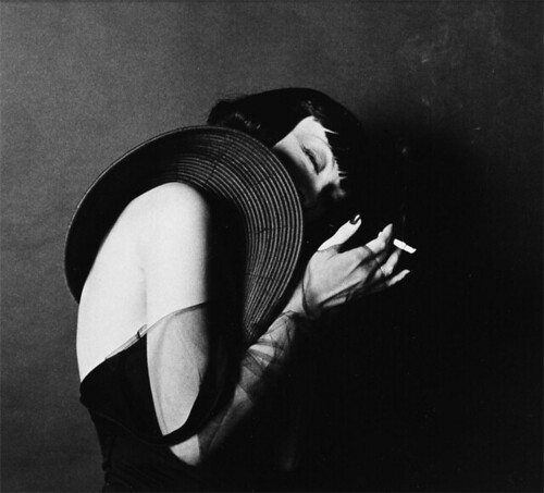 Man Ray (1890-1976) - 1935c. Kiki de Montparnasse by RasMarley