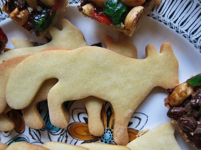 foxy shortbread