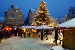 Weihnachtsmarkt Königstein 2012