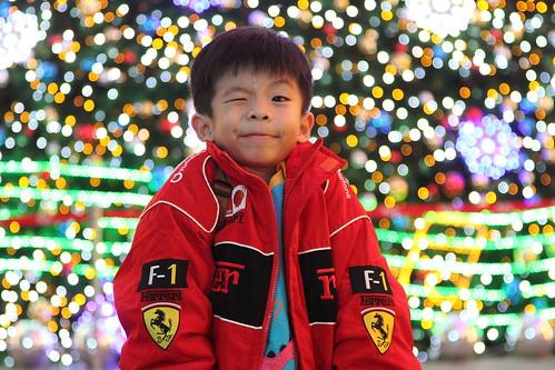 聖誕樹@新竹巨城