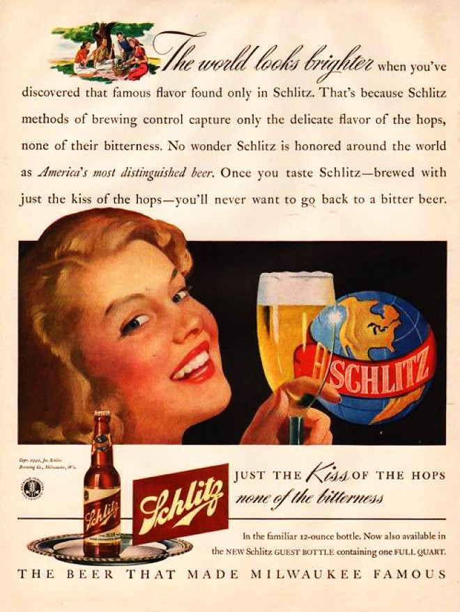 Schlitz-Beer-advertisement-1942
