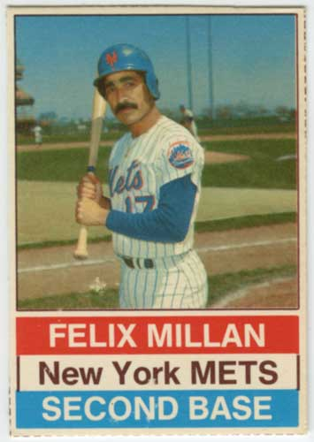 1976 Hostess Felix Millan