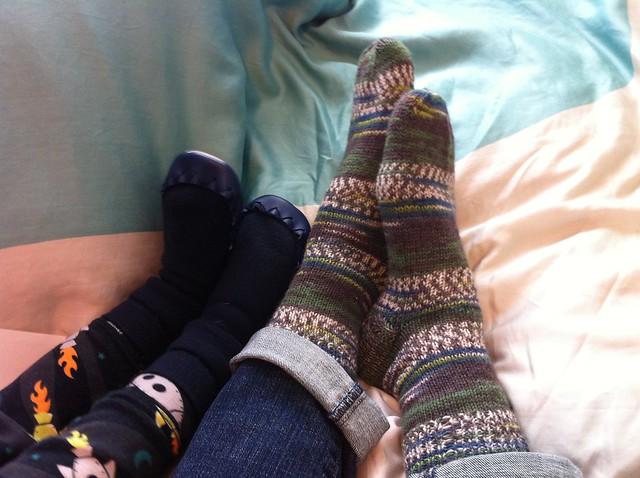 German Socks