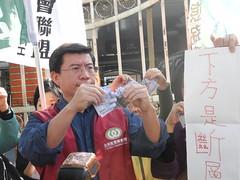 公民監督國會聯盟秘書長張宏林表示,現行國營預算審查已淪為形式。