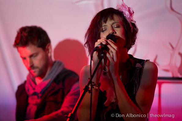 Artemis @ DNA Lounge, San Francisco, 12/13/12