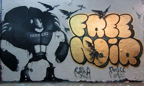 Parlee ERZ / Eska - Free Noir