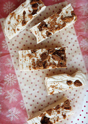 Ginger Snap Fudge W