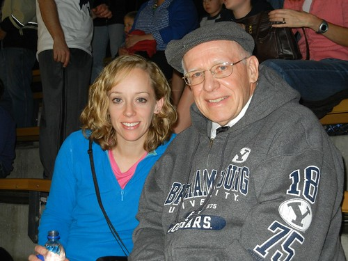 Nov 24, 2012 BYU Basketball game (3)