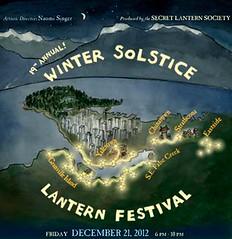 Winter Solstice Lantern Festival 2012