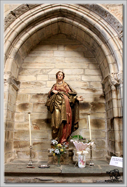 Virgen de la O, o del buen Parto siglo XVI