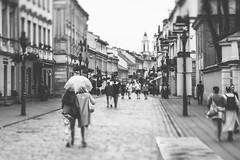 Summer Rain | Kaunas Old Town #207/365