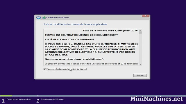 Xiaomi Mi Notebook Air : Comment récupérer son Windows en Français ?