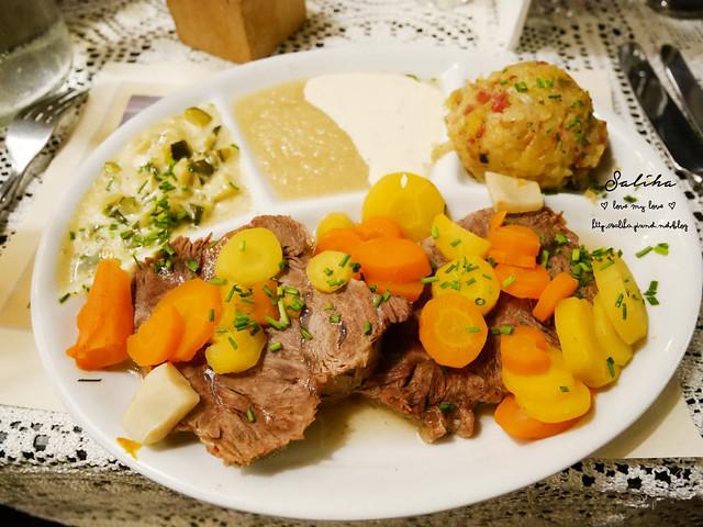 奧地利維也納餐廳推薦Marchfelderhof restaurant紅頂商人 (31)