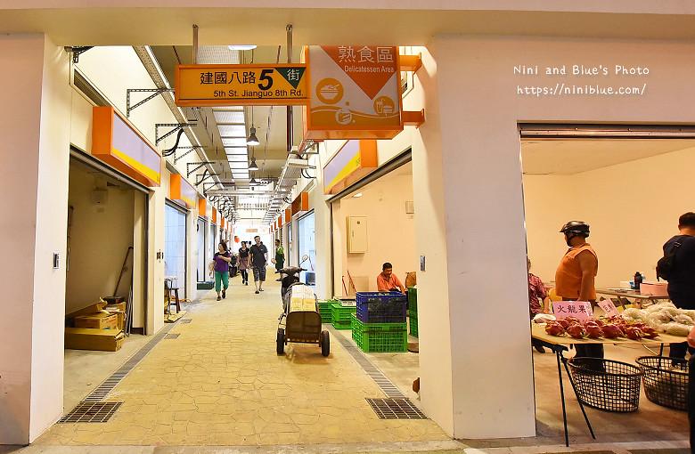 台中新建國市場火車站09