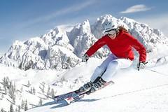 Zimní dovolená v Rakousku