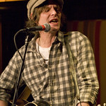 WFUV at Del Posto: Kraig Jarrett Johnson