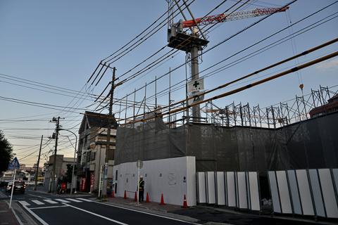蒔田〜堀ノ内町〜中村橋