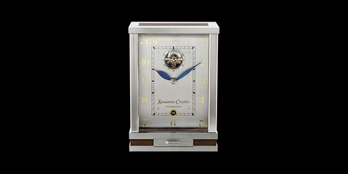 Clock-Tourbillon 55