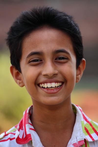 A Priceless Smile