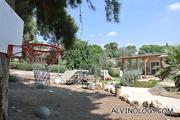 Beit Govrin Kibbutz