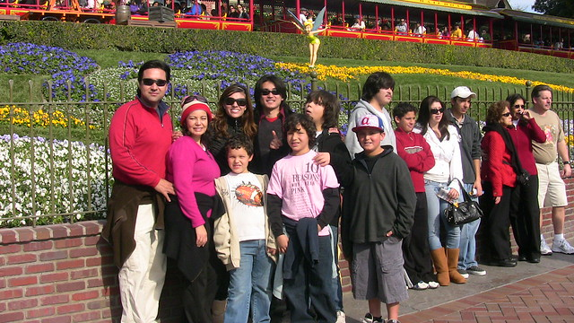 2008-12-28「Disneyland V.I.P. Tour for an American Family」