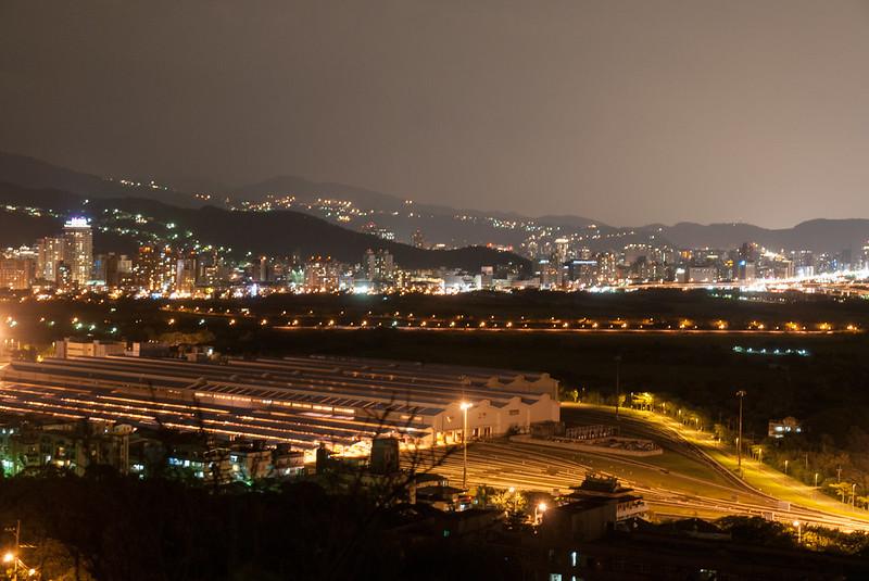 北藝大夜景