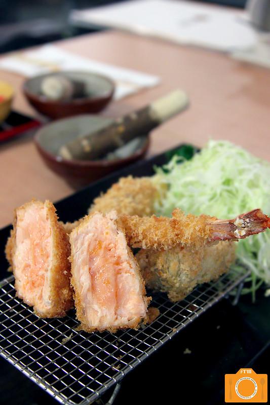 Yabu Seafood Katsu