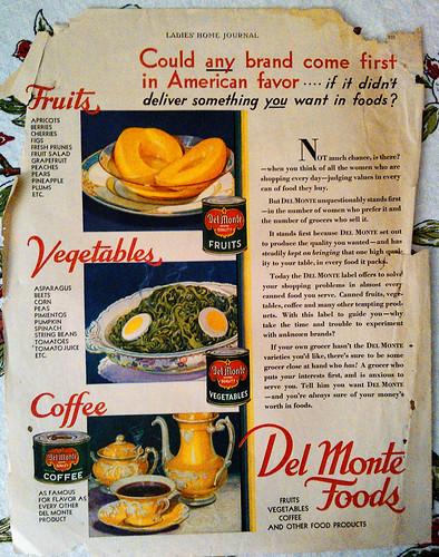 Del Monte 1931