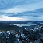 Lake Pedder Evening