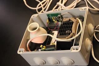 Prototype capteur pollution (c) Citoyens Capteurs