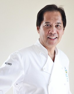 Chef Sandy Daza