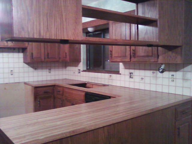 Countertop & Backsplash Refinishing