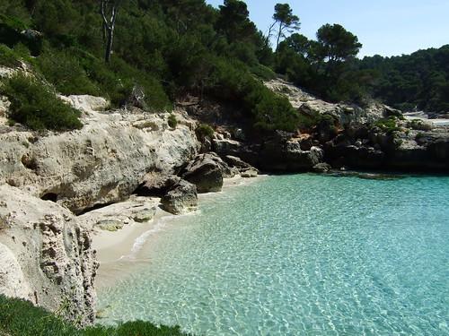 Cala Mitjaneta / Menorca