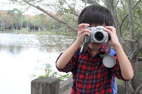 小小攝影師@羅東林場