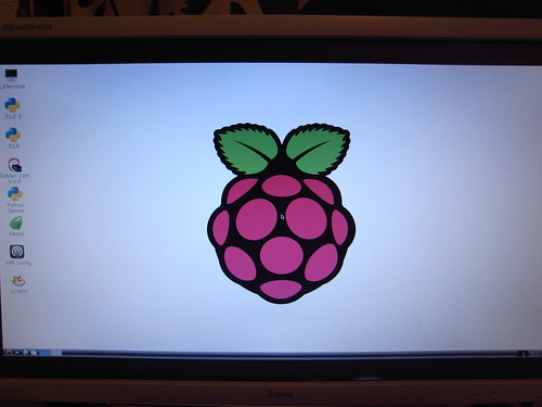 Raspberry Pi boot