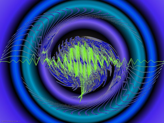 sound waves - low volume