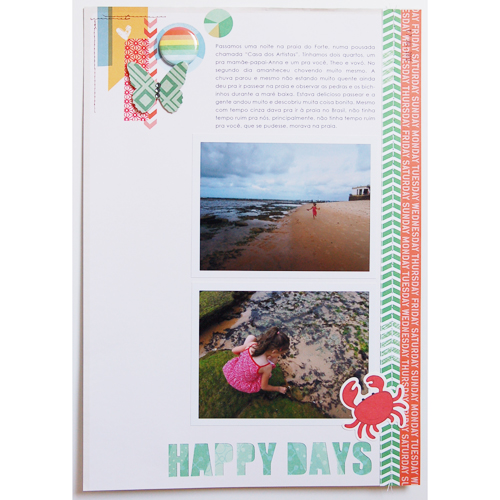 Happy Days *Studio Calico October Kit*