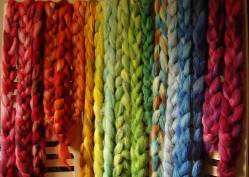 llama rainbow!