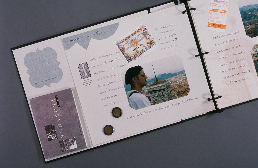 1994 Grad Project / Design a Personalized Travel Guide