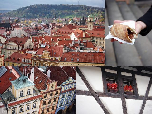 Toits de Prague