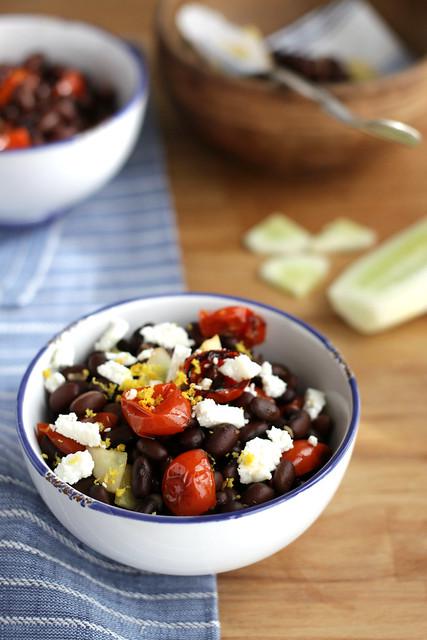 Black beans salad3